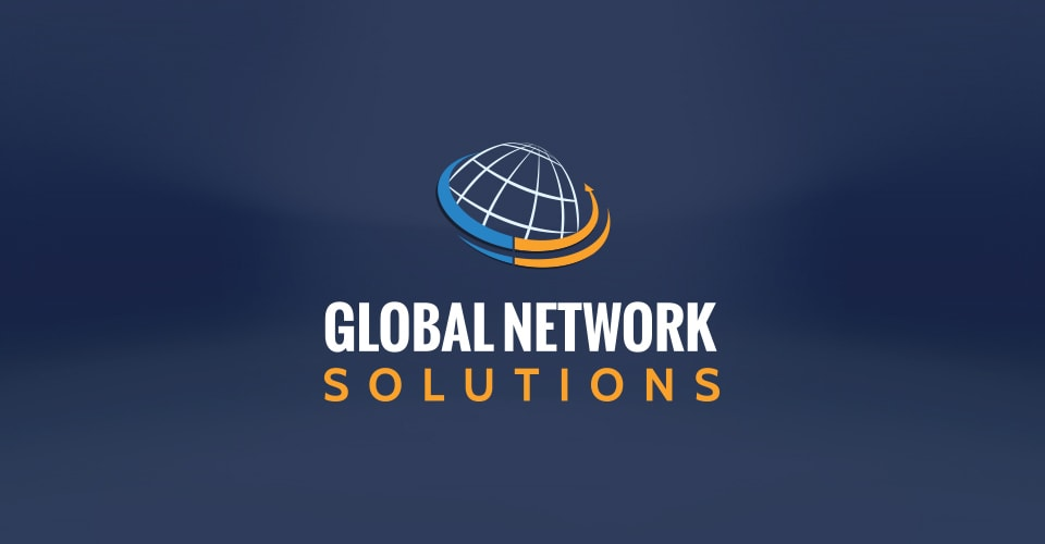 global-network-logo-design