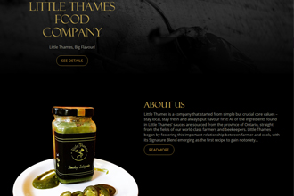 21 Little Thames Food Company Little Thames Big Flavour