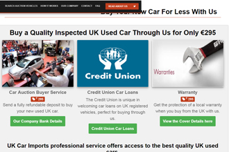 35 UK Car Imports Leading Irish Importer of Quality UK Used Cars